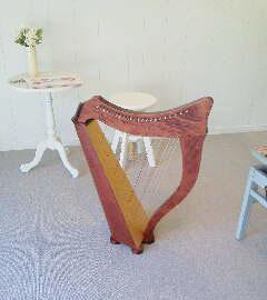小型ハープってどんな楽器ですか?