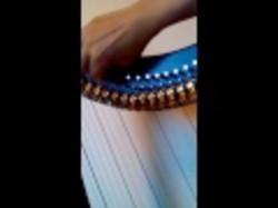 張り替え後の弦の伸ばし方