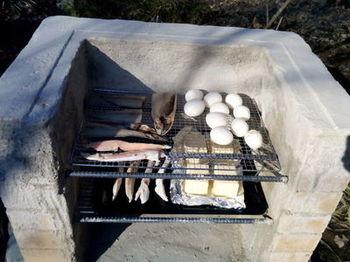 Cooking:2015年新しいお窯で燻製を作る