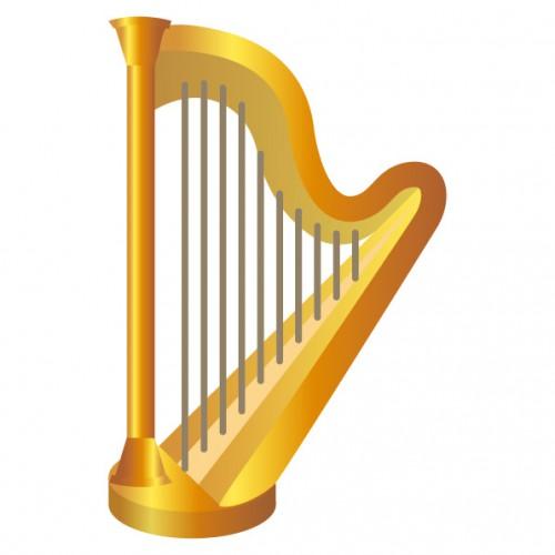 ハープの理想と現実 グランドハープのソロコンサート、あなたの第一印象は?