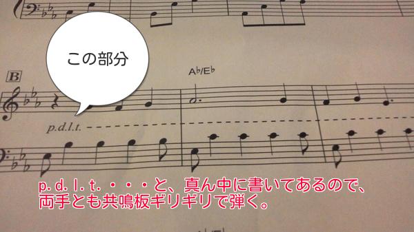 p.l.d.t.・・・の弾き方(アイリッシュハープ用楽譜 「フィンランディア」より動画で説明)