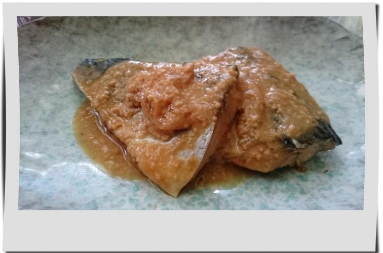 Cooking:さばの味噌煮を作る