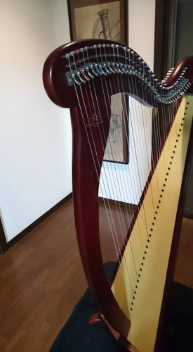 友の会限定楽譜秋号の発送ご報告と、美しいお客様のご紹介。