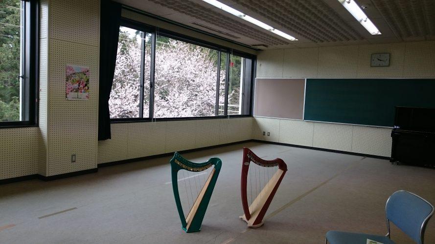 桜咲く 1,000yenカット卒業