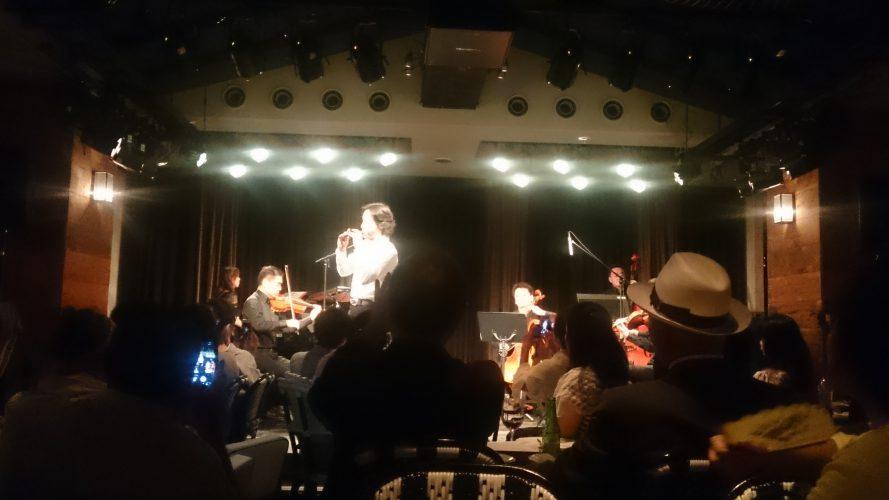 東儀秀樹さんのコンサート / 今日のハープ動画「夢」