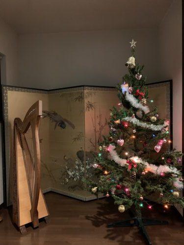 クリスマスの準備をする