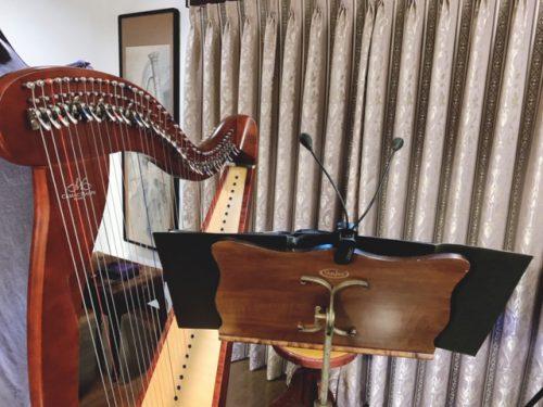 Camac HarpさんのOdyssey Collection楽譜