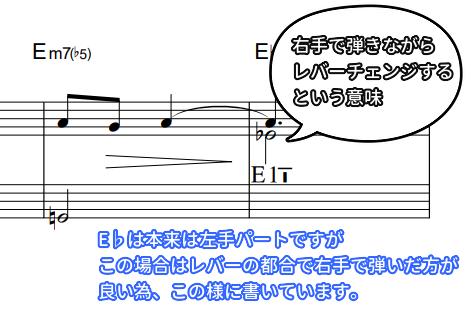 レバーハープ楽譜「これどうやって弾きますか?」右手で?左手で?