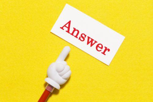 イラストで学ぶやさしい楽典  障害物競争だよ♪ 今日は答えを発表します。